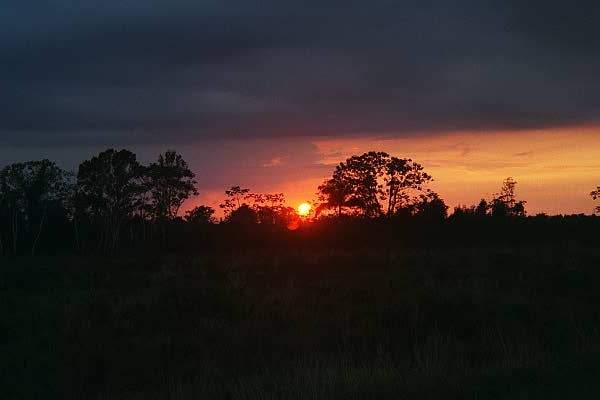 Sunset - Pinar Del Rio