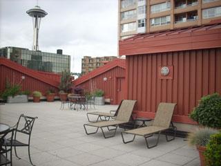 Centennial Rooftop Deck/Dancefloor